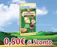 Logo Buoni sconto Cremosini di Parmareggio