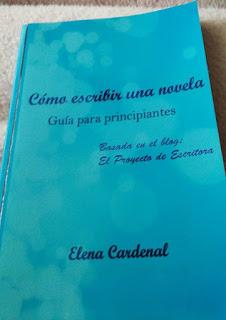 Libro: Cómo escribir una novela de Elena Cardenal