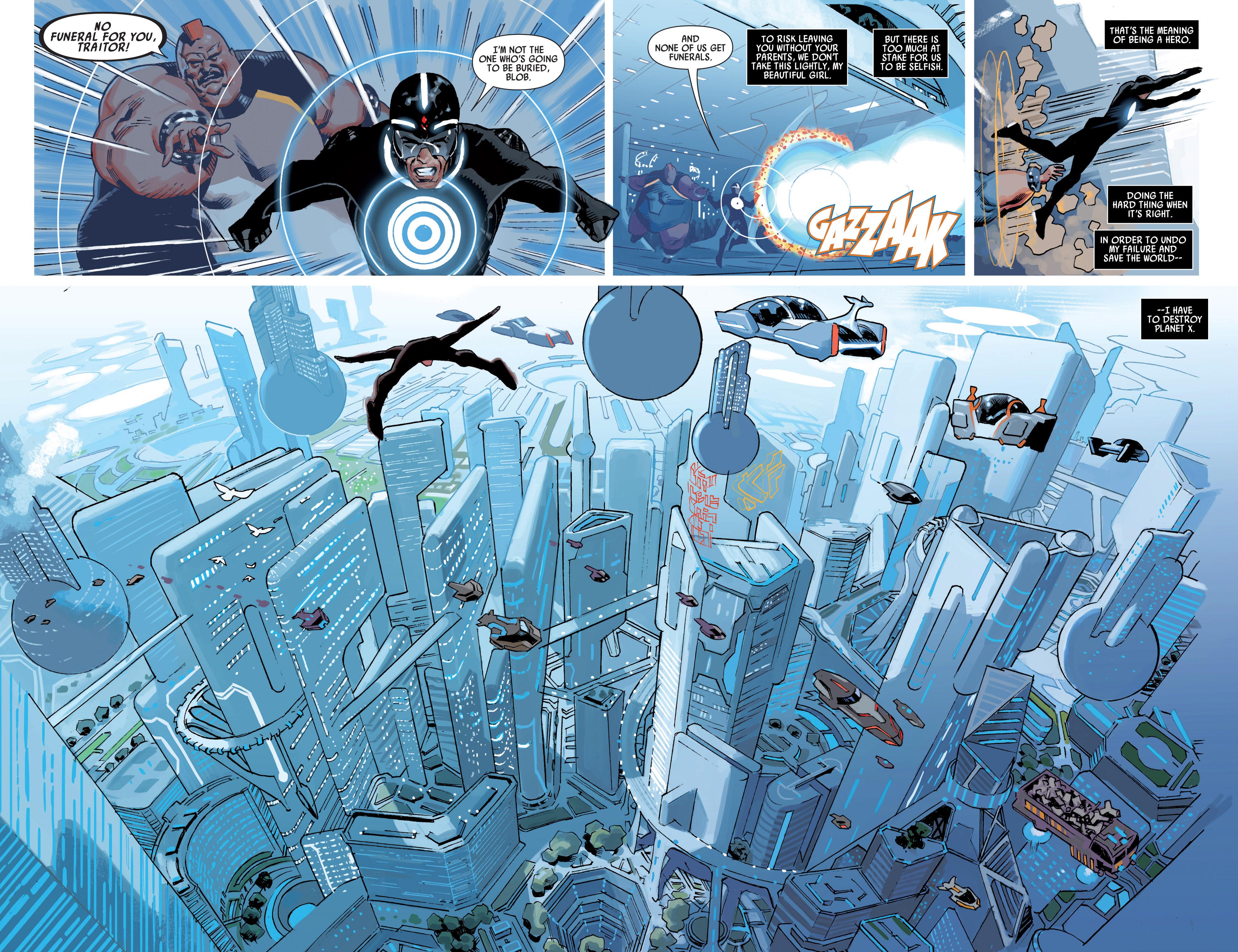 Read online Uncanny Avengers (2012) comic -  Issue #18 - 5
