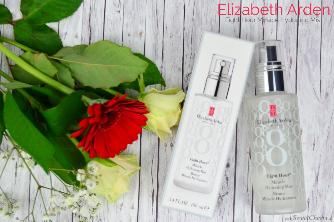 Beauty Neuheit 2017: Elisabeth Arden Eight Hour Miracle Hydrating Mist