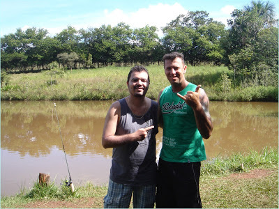 Pesqueiro Ranchão, Pesca, Peixe