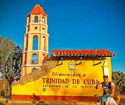 Ciudad de Trinidad, Principales ciudades turisticas de Cuba, Trinidad, Turismo en Cuba,