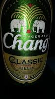 La Chang, es una de las más baratas y populares cervezas de Tailandia
