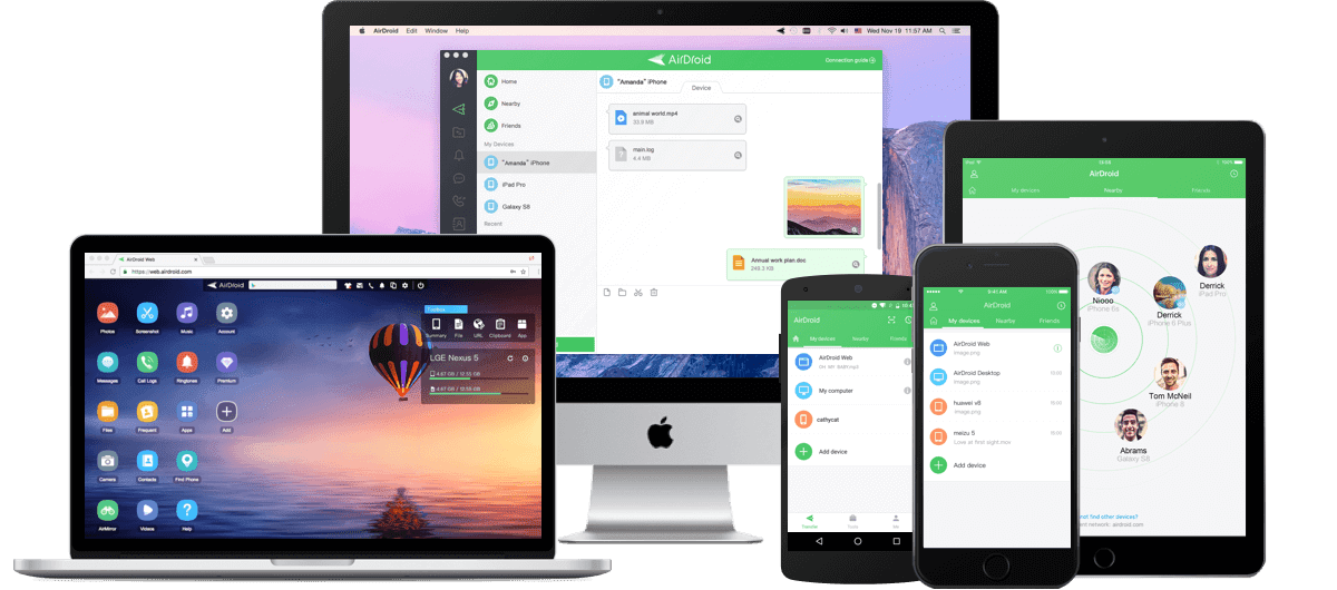 How to Spy Android Using Airdroid - ahdeen