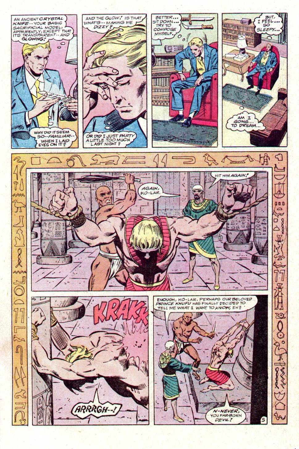 Read online Secret Origins (1986) comic -  Issue #11 - 22