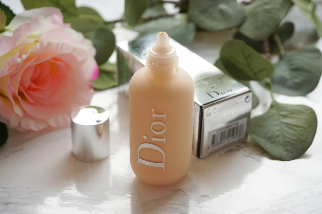 [Review] Dior - Backstage Foundation