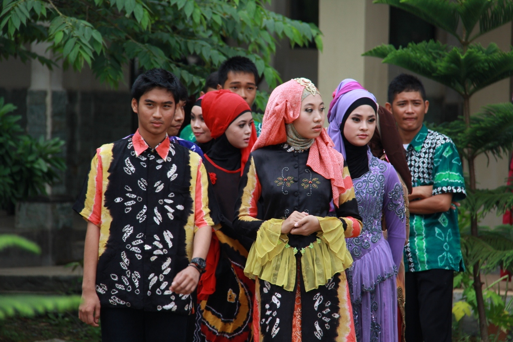 SMAN 1 Barabai Gelar Fashion Show - Koran Metro7 Online