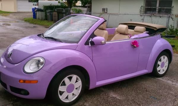 Used 2007 New Beetle Convertible by Owner