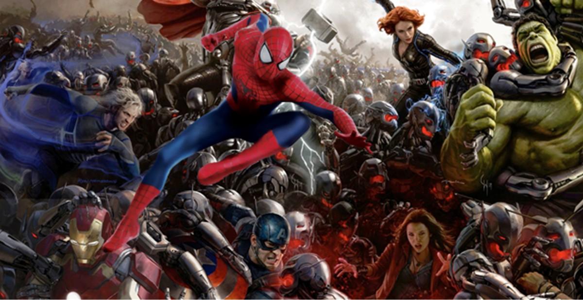 captain america civil war what happens next spiderman