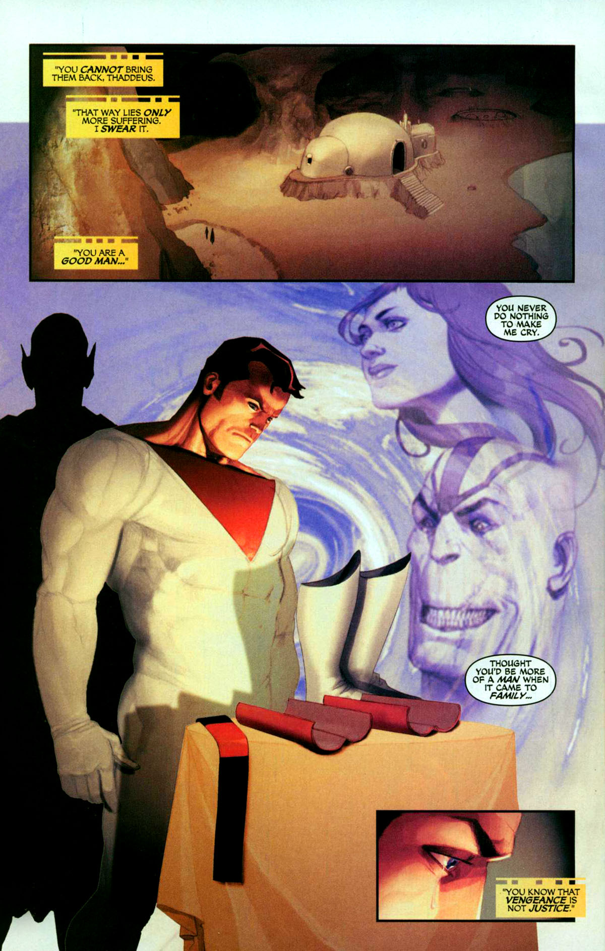 Read online Space Ghost (2005) comic -  Issue #2 - 17