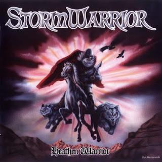 """Ακούστε τον δίσκο των Stormwarrior """"Heathen Warrior"""""""