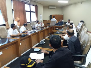 Sekwan Tindak Lanjuti Isu Dugaan Kasus Mesum di Sekitar Gedung DPRD Karawang