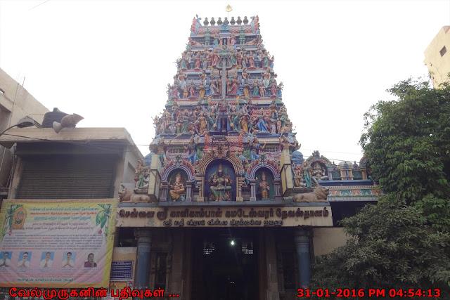 காளிகாம்பாள் அம்மன்  திருக்கோவில்