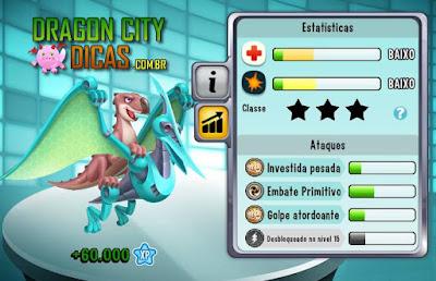 Dragão Carona - Informações