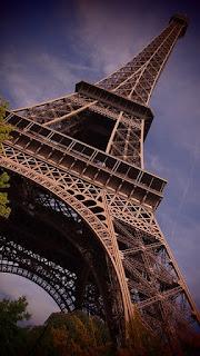 Eiffelturm, Paris / Frankreich