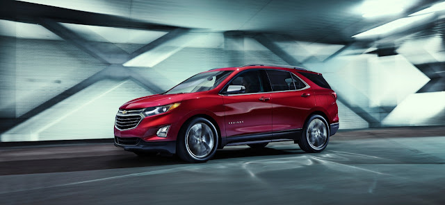 Better Performance, Efficiency, and Capability - 2018 Chevrolet Equinox