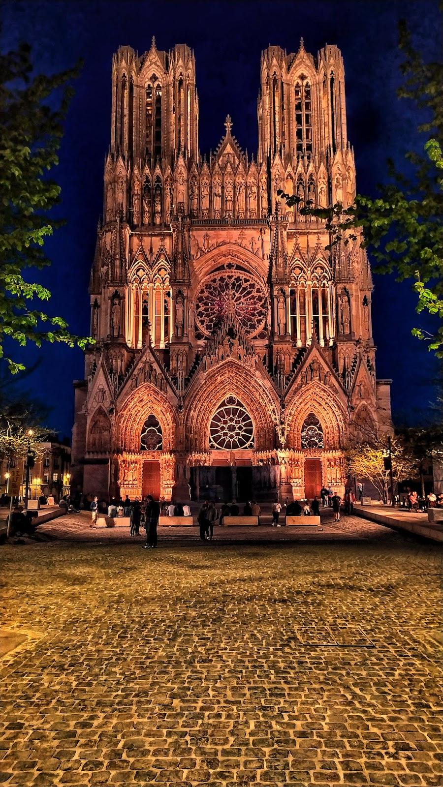 Cathédrale-Notre-dame-de-Reims