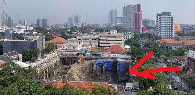 Polda Jatim Periksa 34 Saksi Terkait Amblasnya Jalan Gubeng, Ini Penjelasan Polisi