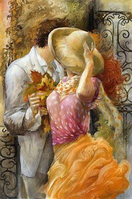 Image d'un couple romantique