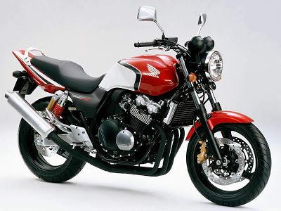 Sekilas tentang Honda CB400 Super Four