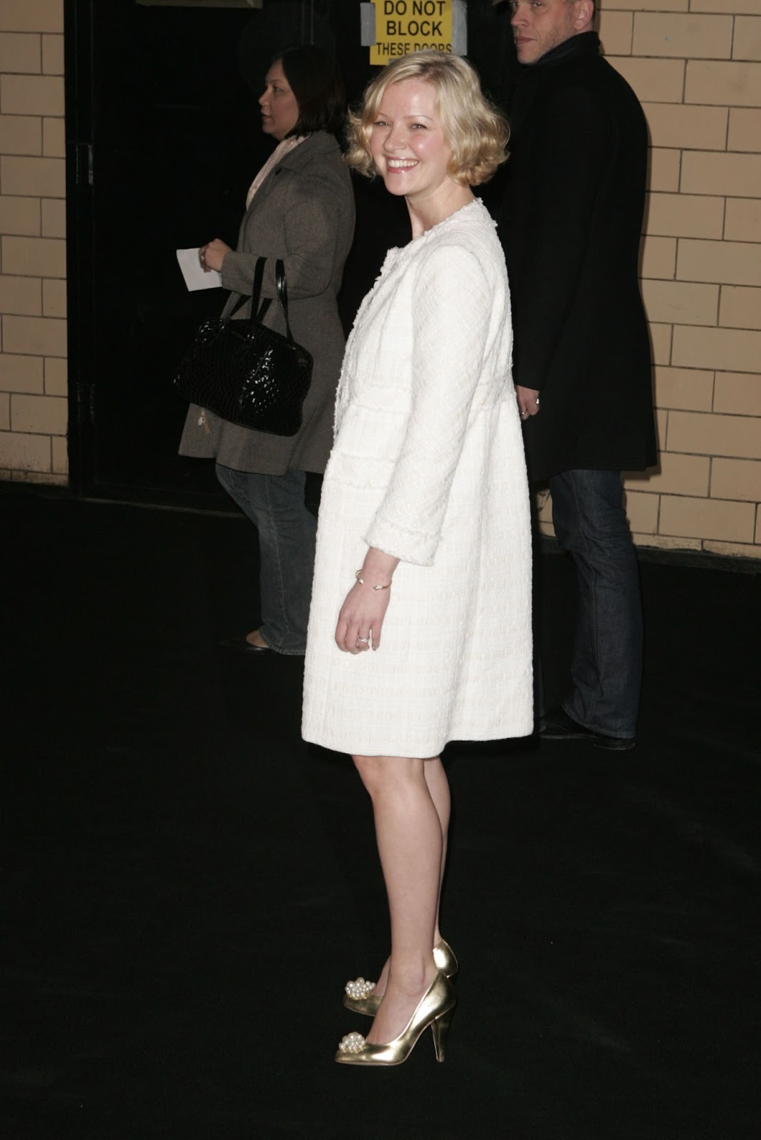 Gretchen Mol Hot Thighs Sexy Hq Photos At Marc Jacobs Fall