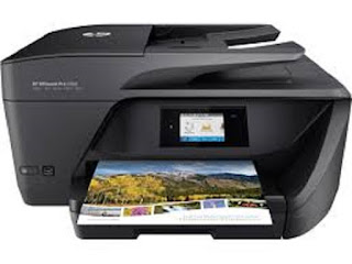 Picture HP OfficeJet Pro 6968 Printer Driver Download