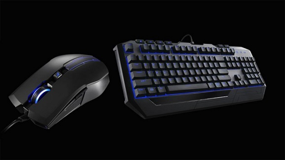 Review keyboard Cooler Master Devastator II '' Gaming Keyboard and Mouse Combo ''