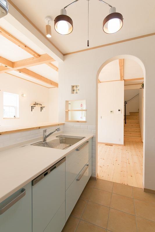 カフェのような家 自然素材の家 三重県鈴鹿市 みのやの家