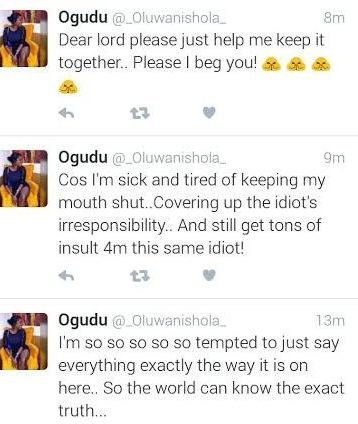Hmm Hmm: Wizkid's First Babymama Is Indirectly Calling Him Out ?...