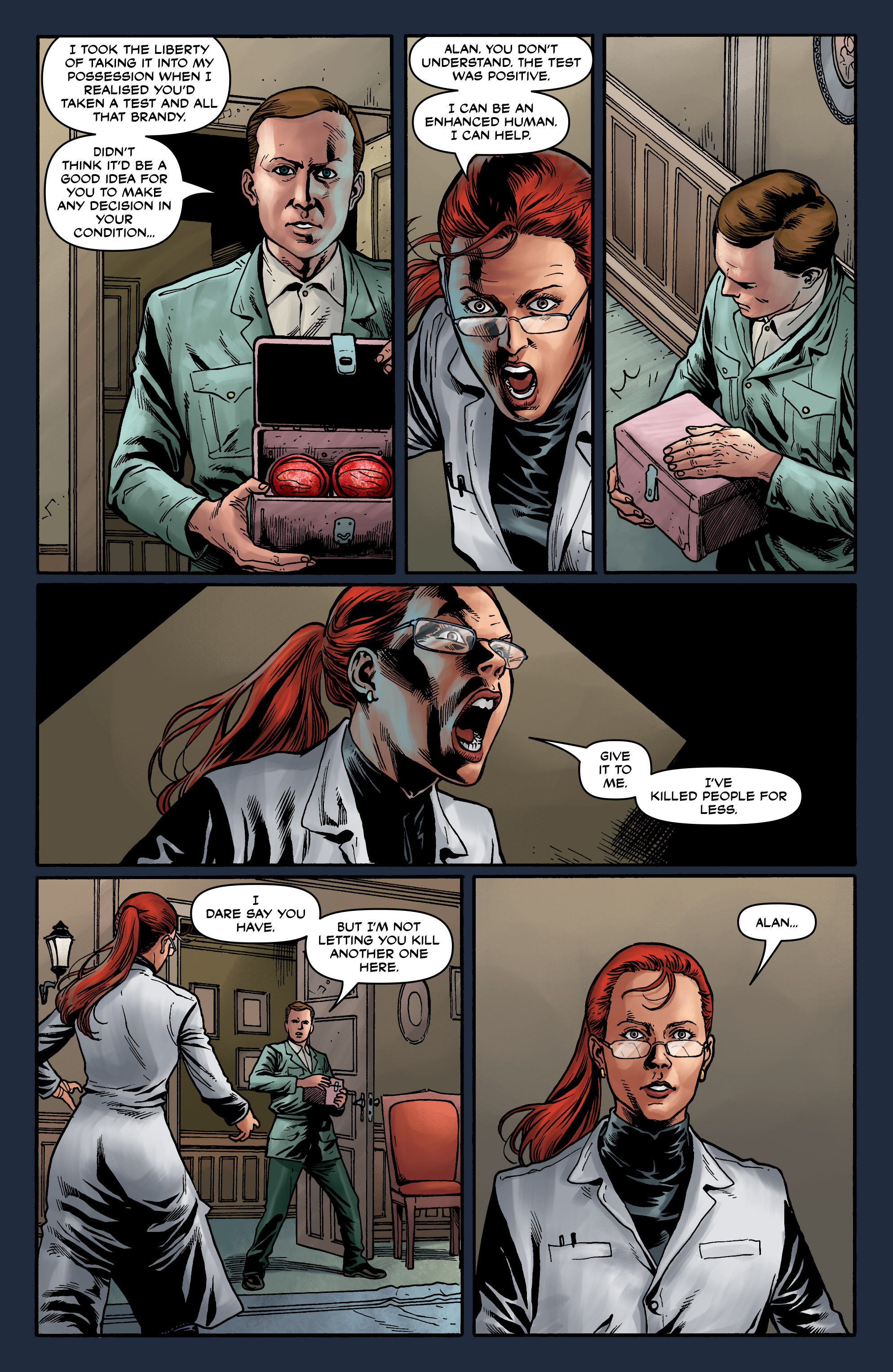 Read online Uber comic -  Issue #12 - 20