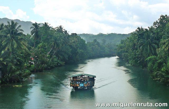 Río-Loboc-Bohol-Filipinas