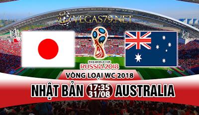 Nhận định, soi kèo nhà cái Nhật Bản vs Australia
