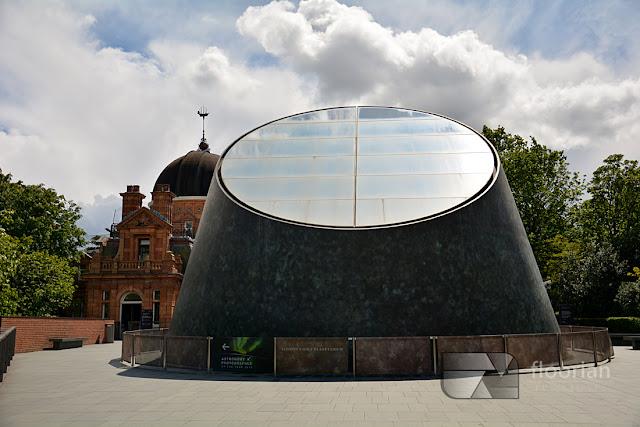Poludnik zerowy w Greenwich i Królewskie Obserwatorium Astronomiczne