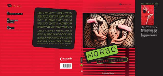"""Y mi libro """"MORBO"""" en versión bilingüe castellano-catalán también tiene eBook"""