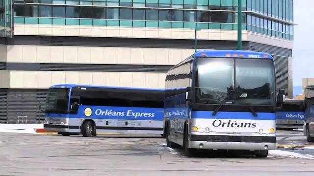 Como ir de Montreal a Quebec de ônibus