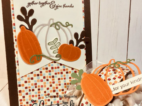 October SF Blog Hop! Thanksgiving is coming!