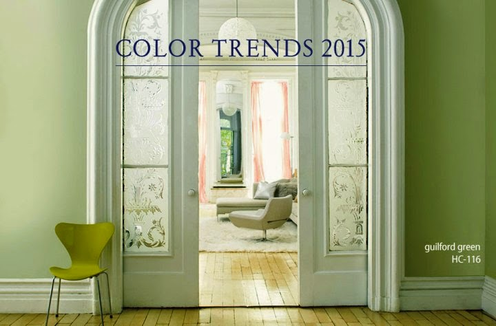 best wall paint colors 2015