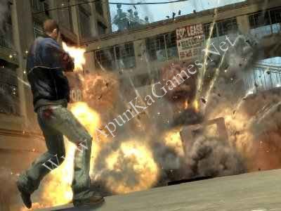 Grand Theft Auto IV (GTA 4) PC Free Download