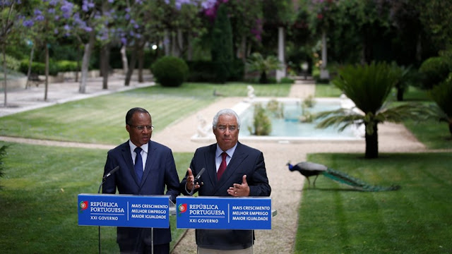 Fotografia de Primeiro ministro de Cabo Verde e primeiro ministro de Portugal