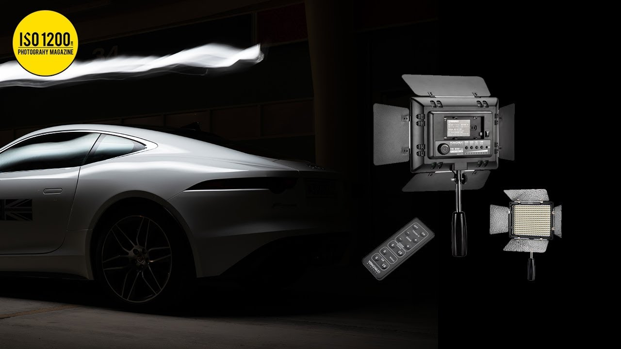 Moe Zainal´s favourite car light painting kit (Affordable tools)