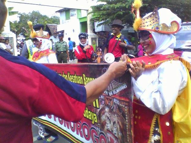 Foto SDN Kedung Jambe II Karnaval Kecamatan Singgahan Tuban