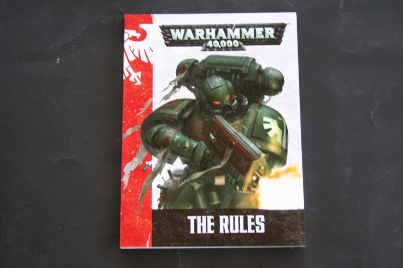 Warhammer 40000: The Rules