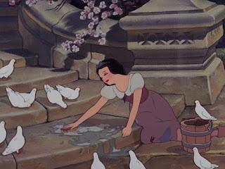 snow white scrub floors