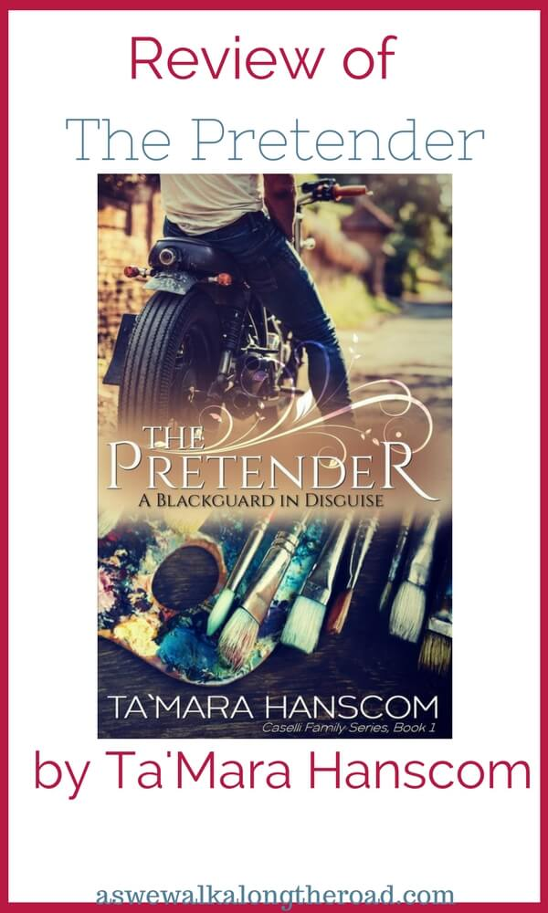 Review of The Pretender; Christian fiction