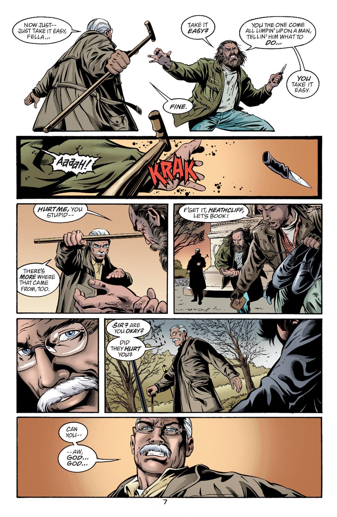 Detective Comics (1937) 784 Page 7