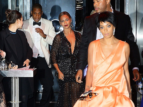 Jay-Z finally talks about the infamous elevator fight with Beyonce's sister Solange
