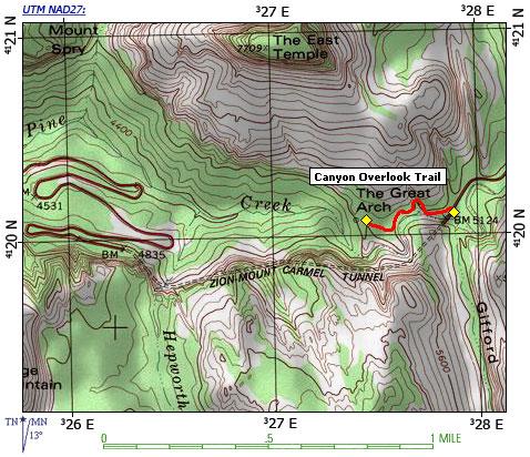 Organiser son voyage aux etats unis en solo zion national for Cabine vicino a bryce canyon