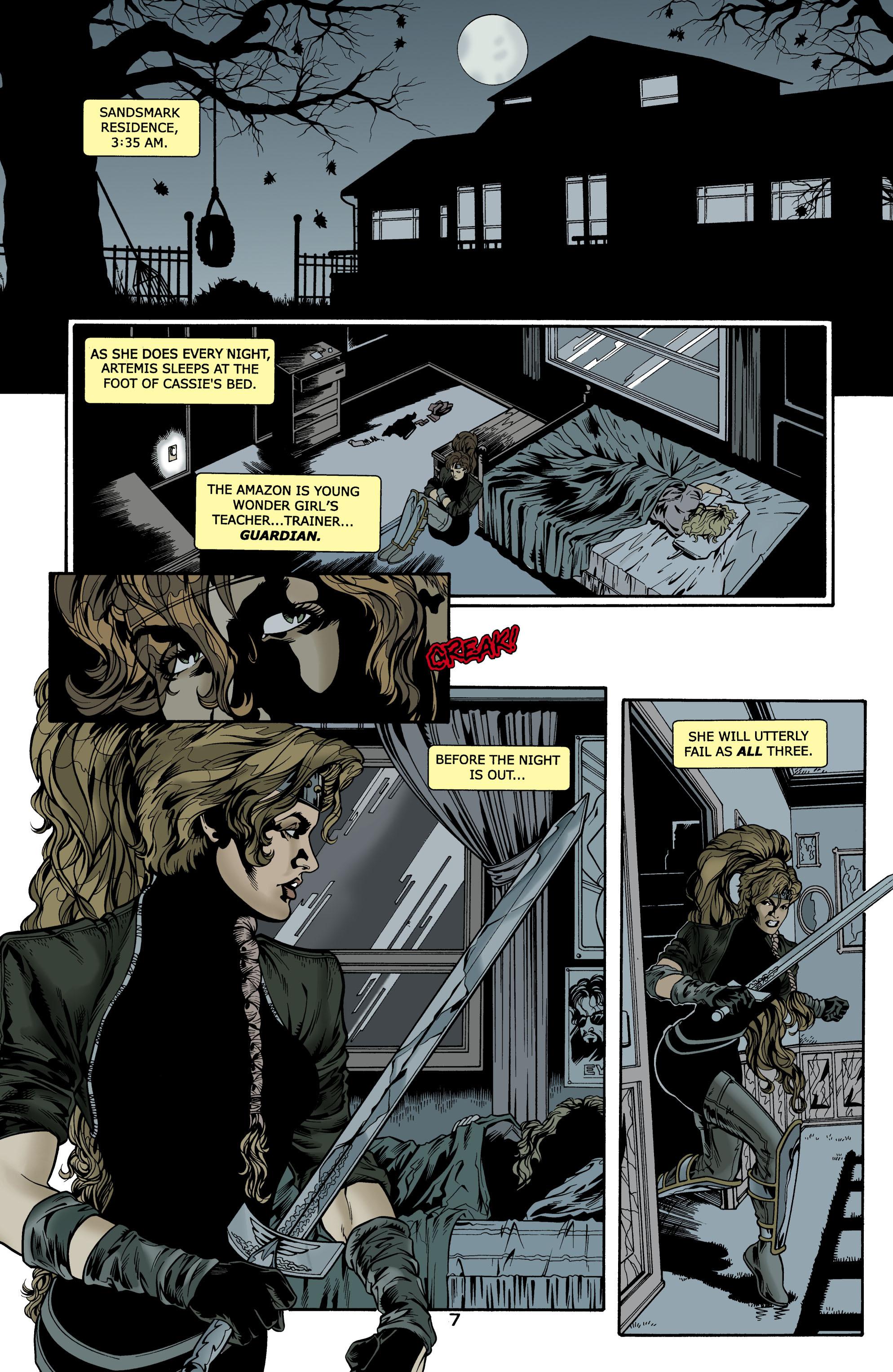 Read online Wonder Woman (1987) comic -  Issue #156 - 8