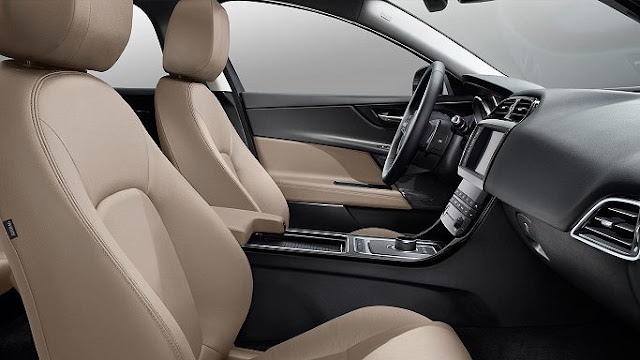 Jaguar XE 20d Interior