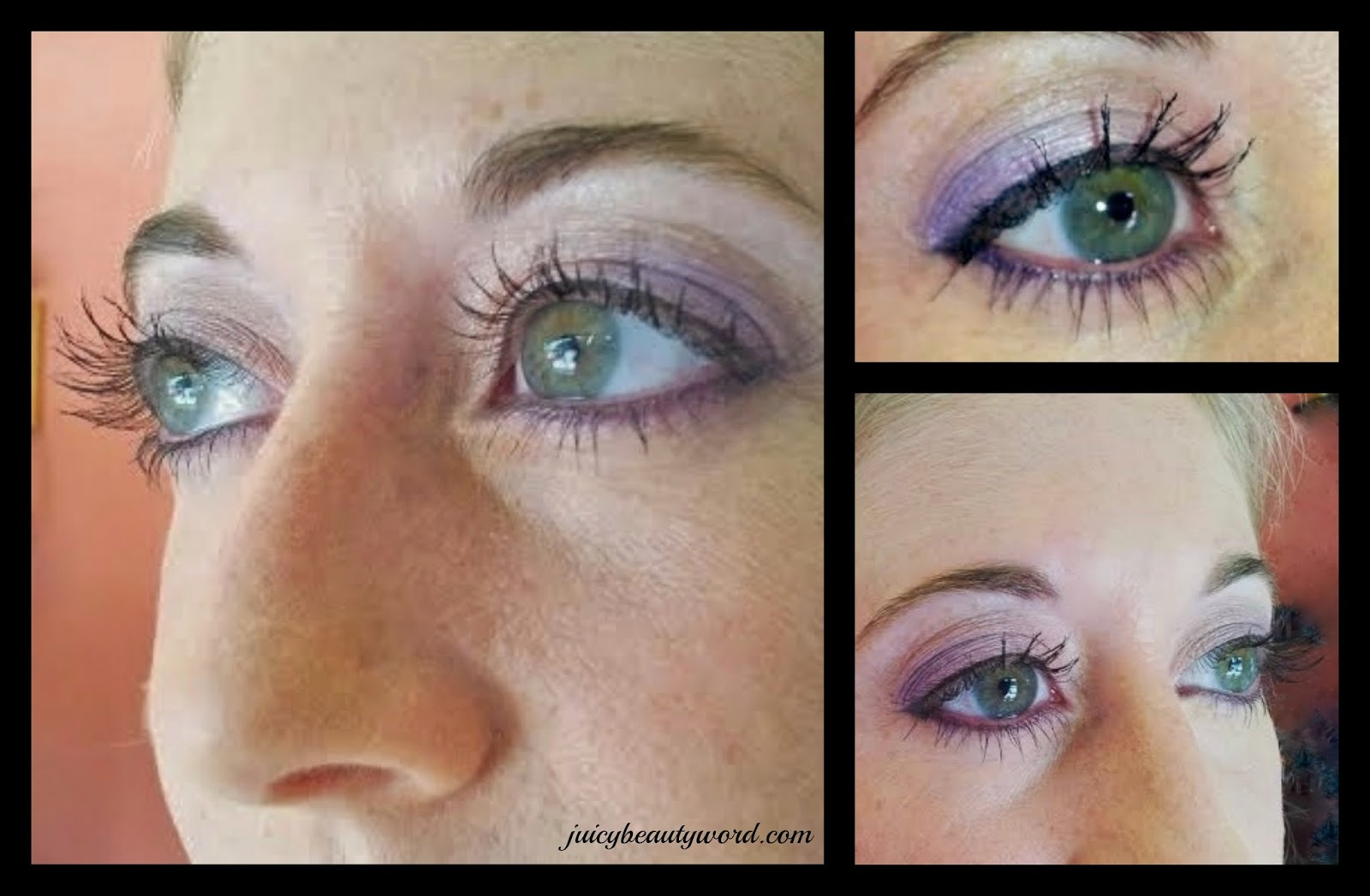 cherry blooms lash extending mascara on lashes